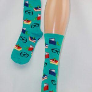 Nerdy boeken sokken