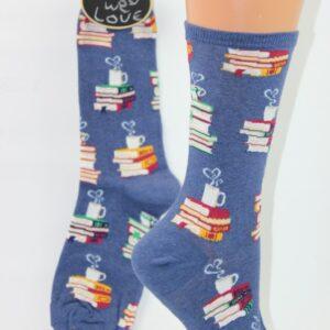 Boeken en koffie