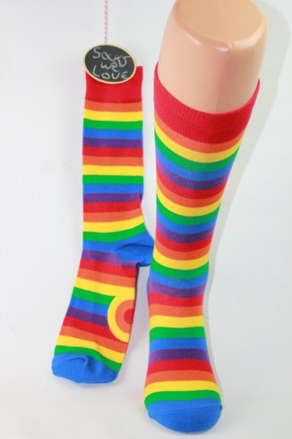 rainbow streep