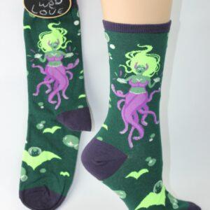 octopus zeemeermin
