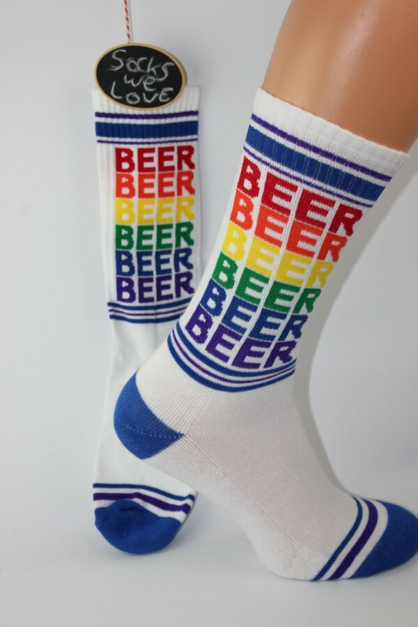 beer rainbow