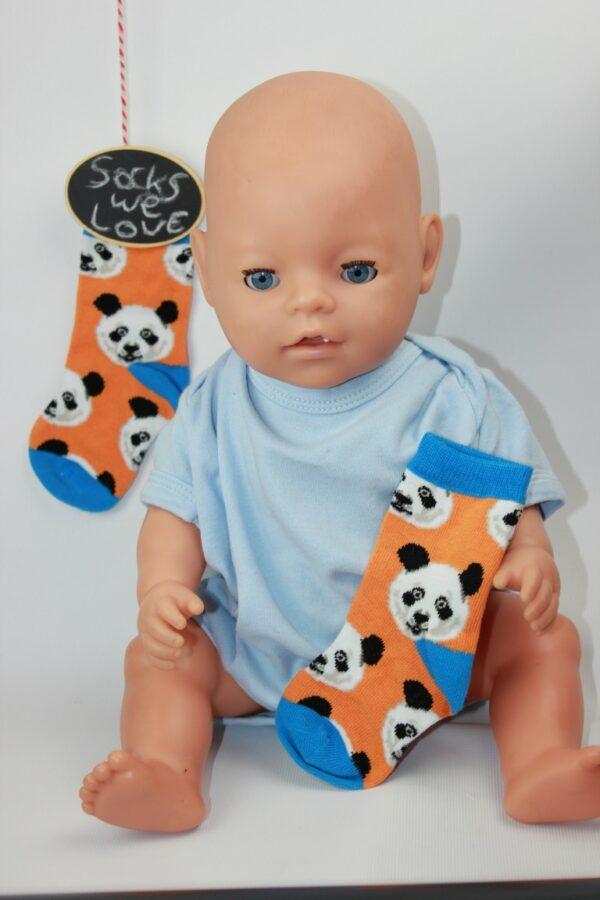 Baby sok panda beer