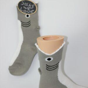 3D kinder haai