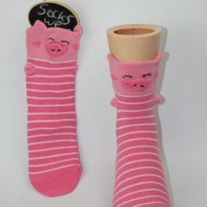 3d varken kinder sokken