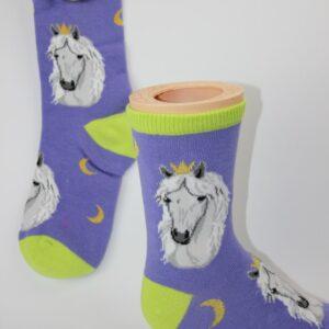 Kinder paarden sokken