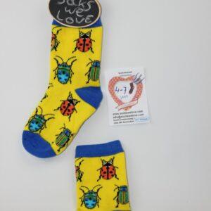 kinder torretjes sokken