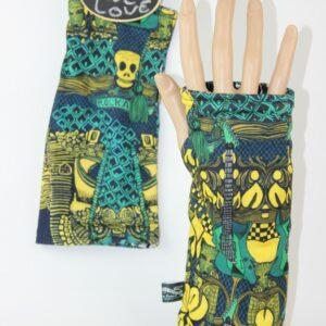 vingerloze handschoenen Indie