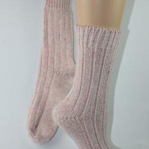 warme sok kabel roze