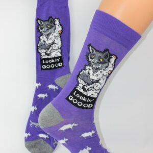 wolf in schaapskleding sokken