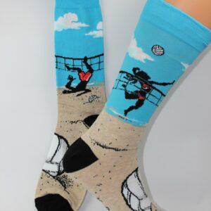beach volleybal mannen sokken