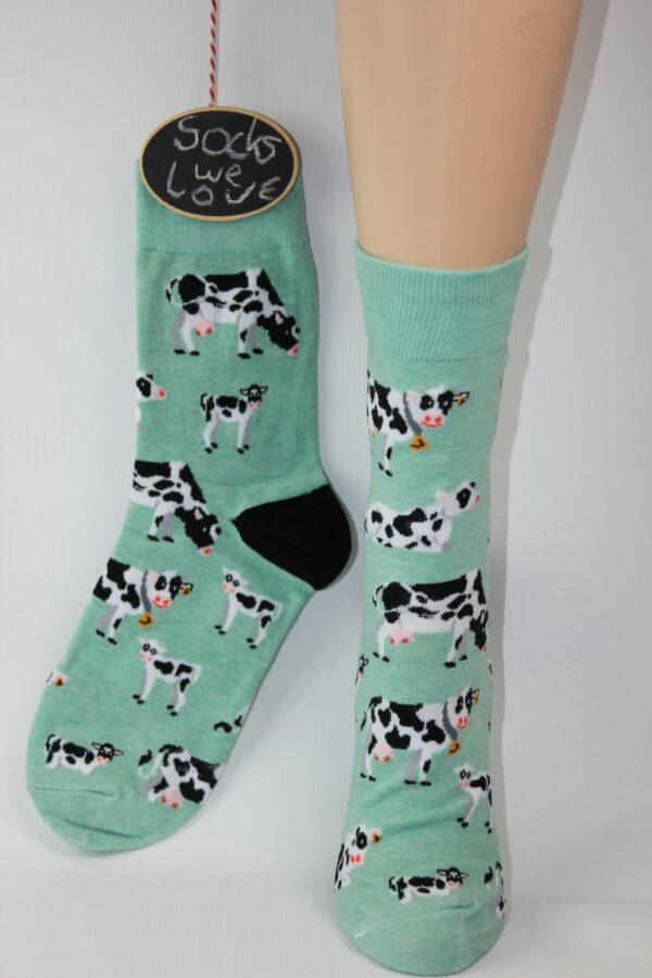 koe in de wei sok