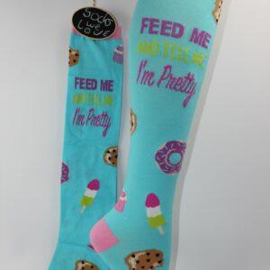 feed me i'm pretty