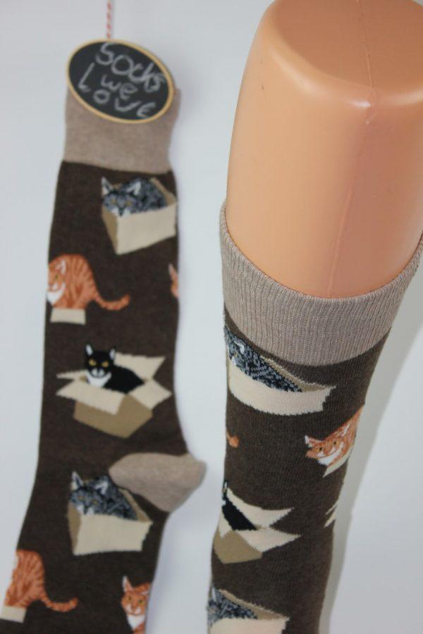 katten sokken cat socks