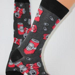 bier blikjes sokken socksmith