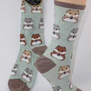 schattige hamster sokken