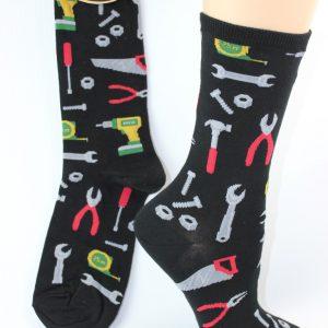 gereedschap sokken vrouw