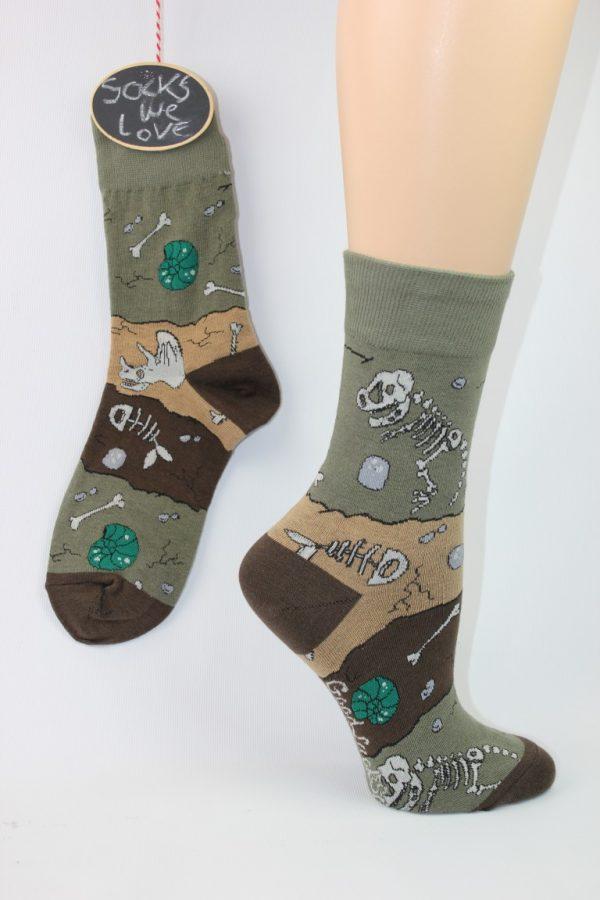 Archeologie sokken