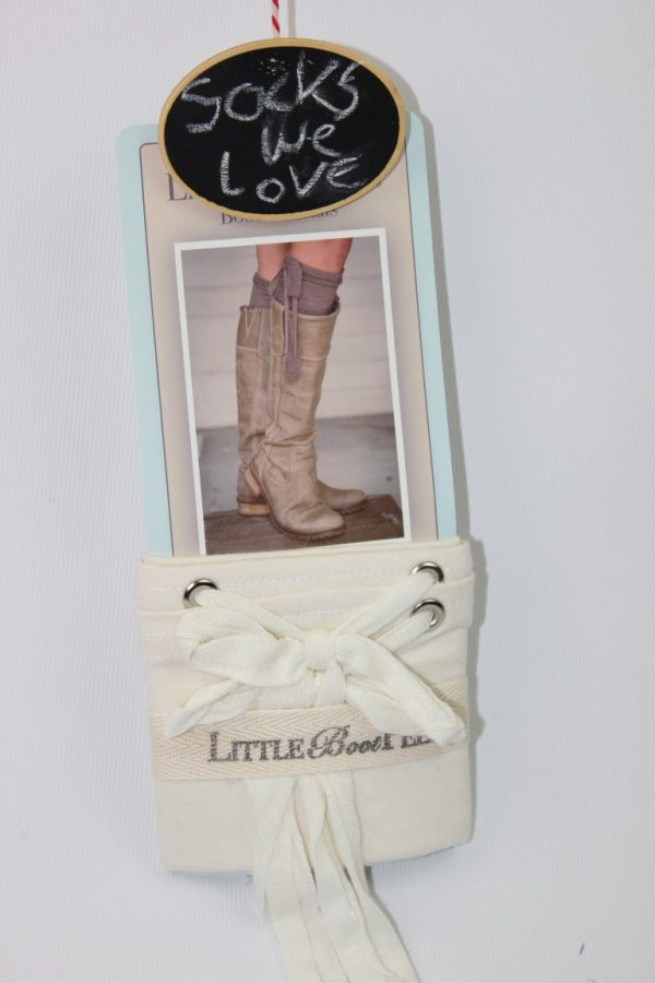 Boot topper 5