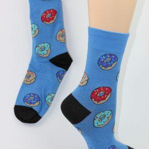 Donut sokken lekker