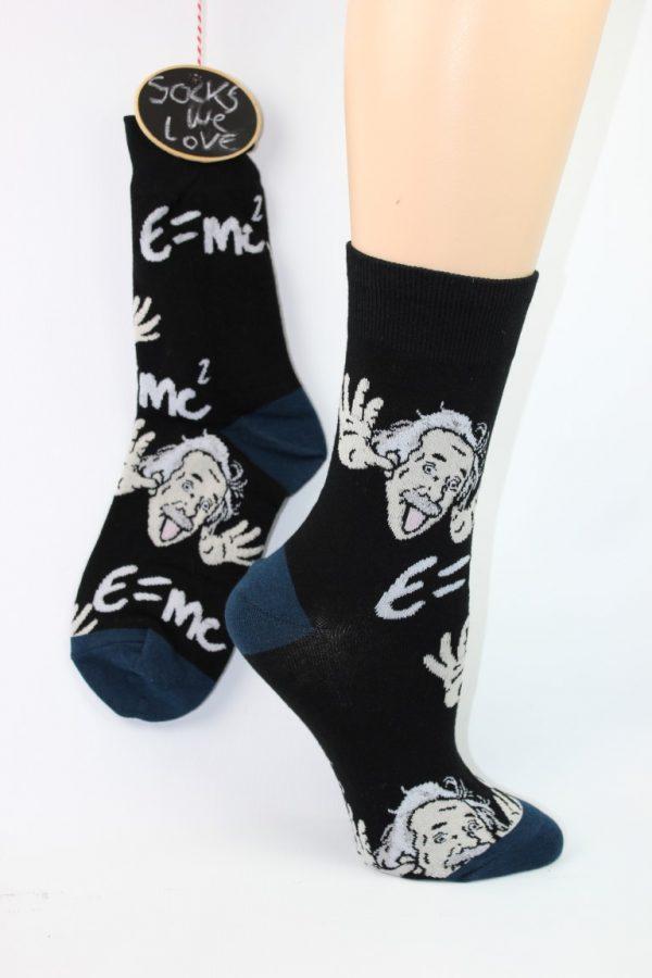 Wacky Einstein