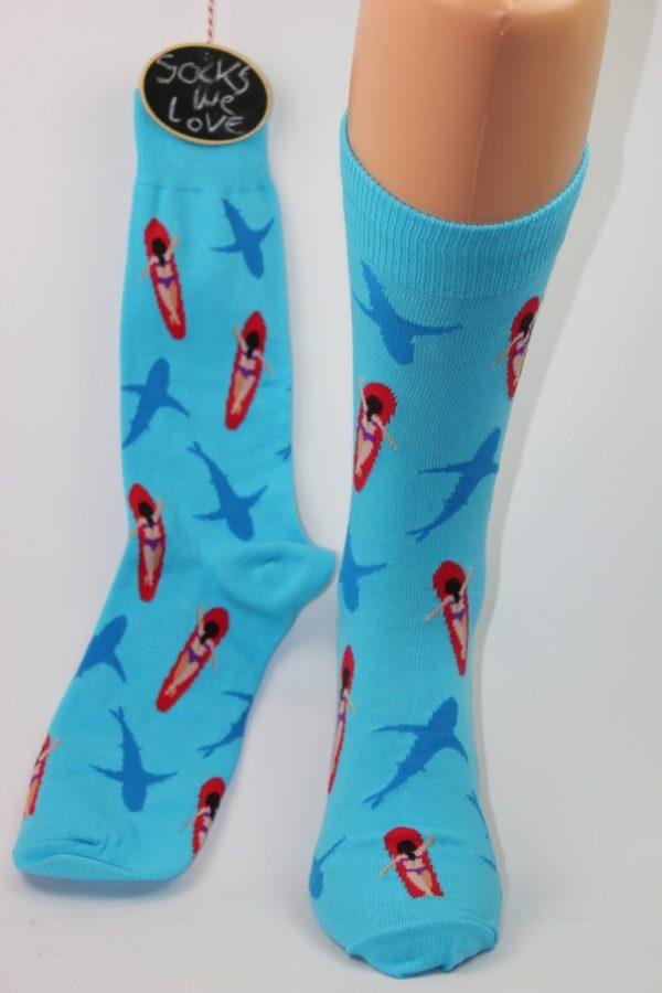 haai en zwemmen