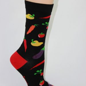bamboe groenten fruit sokken