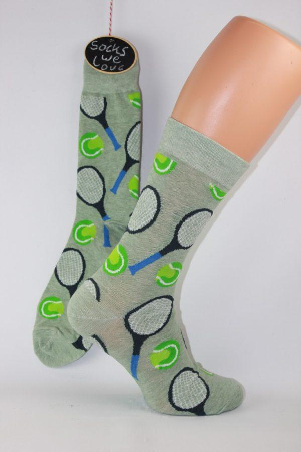 Tennis sokken heren