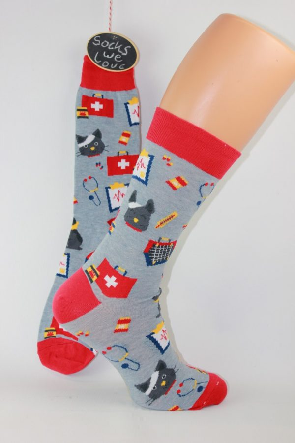 post bezorg sokken